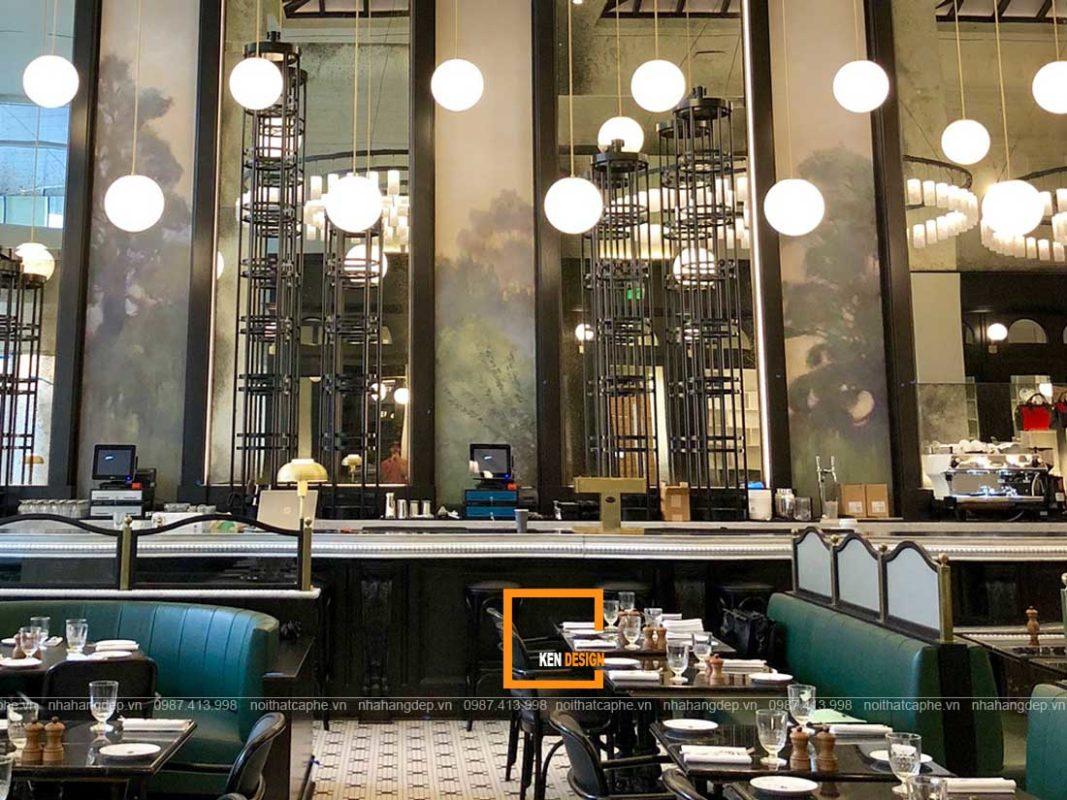 bat mi cach thiet ke nha hang dep tu chuyen gia 2 1067x800 - Bật mí cách thiết kế nhà hàng đẹp từ chuyên gia