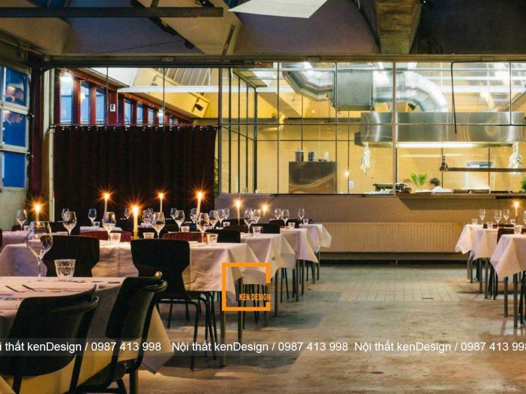 bi quyet giup thiet ke nha hang nhanh chong hieu qua 4 1067x800 - Bí quyết giúp thiết kế nhà hàng nhanh chóng hiệu quả