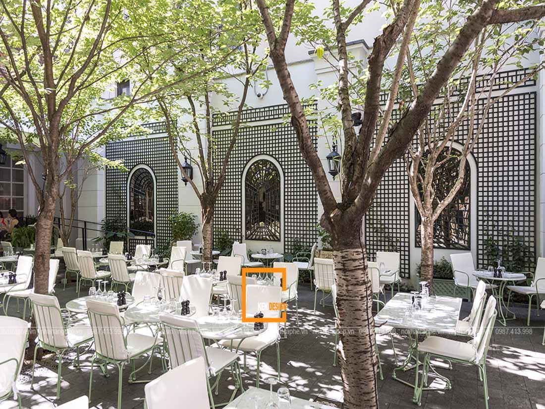 bi quyet thiet ke ngoai that nha hang dep 4 - Bí quyết thiết kế ngoại thất nhà hàng đẹp