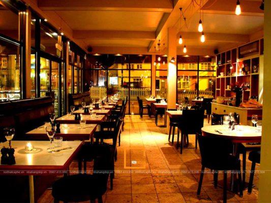 cach chon don vi thiet ke nha hang phu hop nhu cau 2 533x400 - Cách chọn đơn vị thiết kế nhà hàng phù hợp nhu cầu