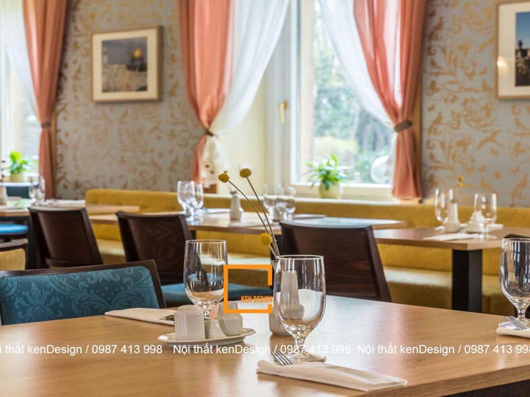 cach thiet ke nha hang tai khach san o viet nam 2 1067x800 - Cách thiết kế nhà hàng tại khách sạn ở Việt Nam