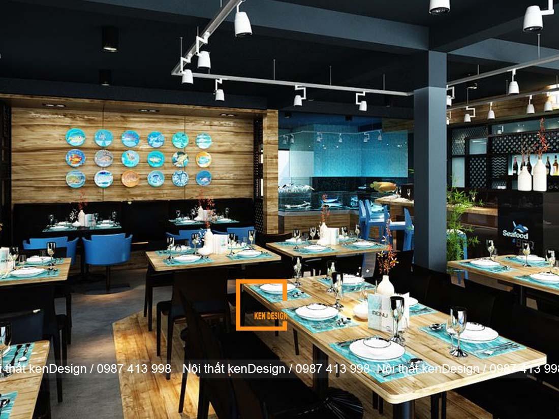 cam nang thiet ke he thong nha hang hai san dep va thu hut 1 - Cẩm nang thiết kế hệ thống nhà hàng hải sản đẹp và thu hút