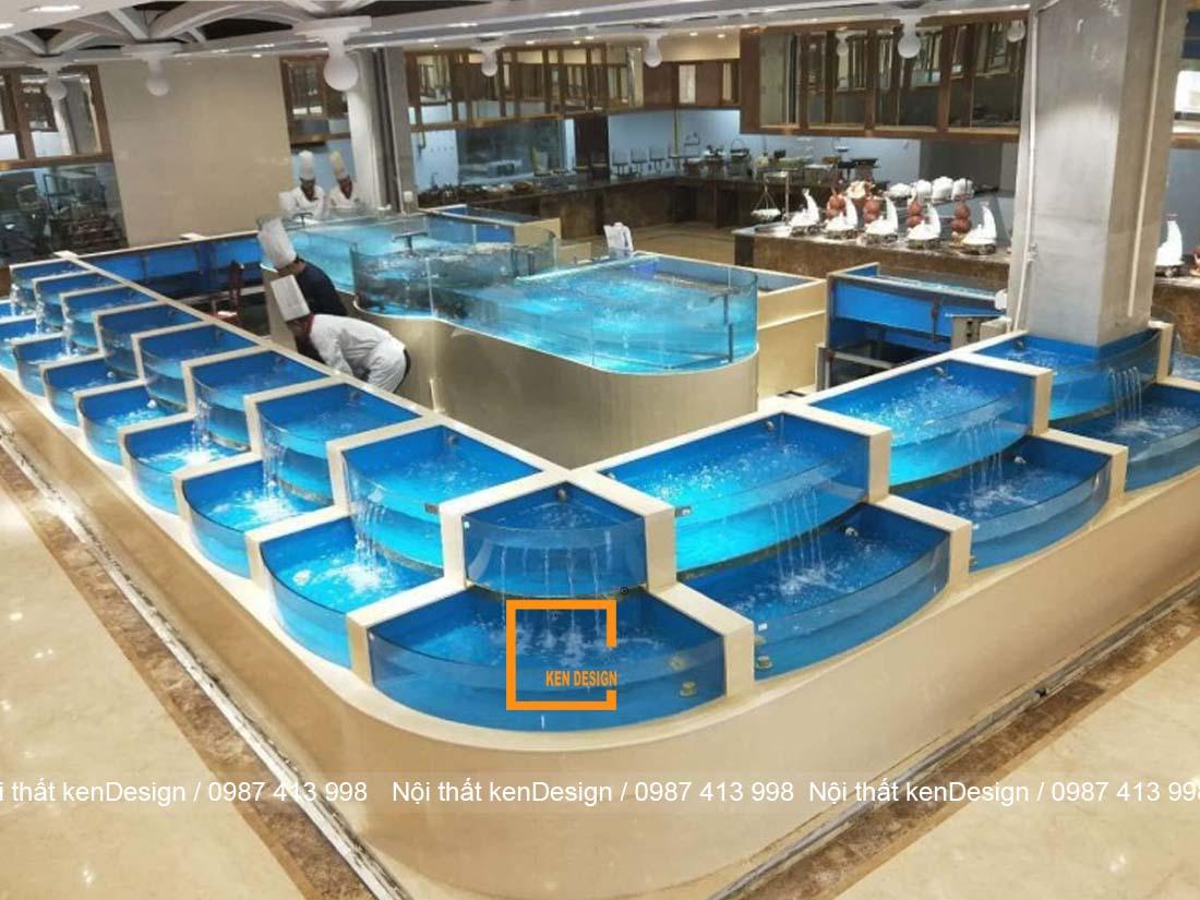 cam nang thiet ke he thong nha hang hai san dep va thu hut 4 - Cẩm nang thiết kế hệ thống nhà hàng hải sản đẹp và thu hút
