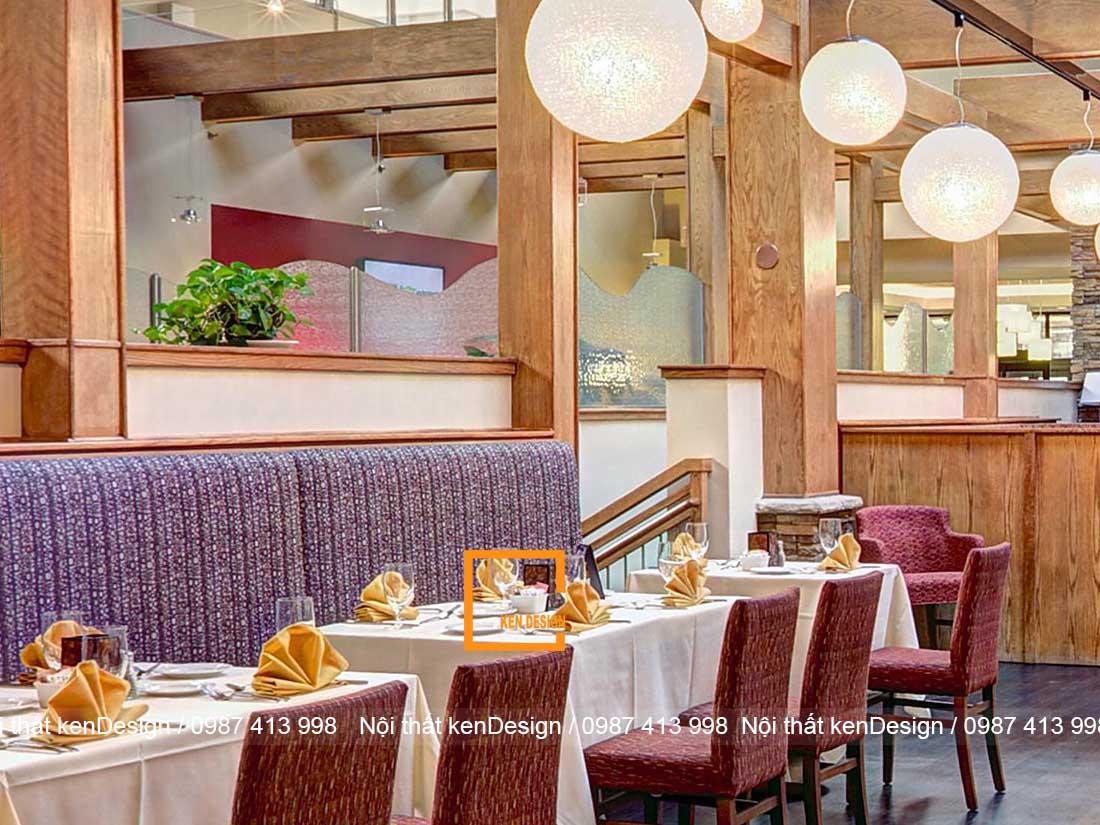 can chuan bi nhung gi khi thiet ke nha hang tai binh duong 2 - Cần chuẩn bị những gì khi thiết kế nhà hàng tại Bình Dương?