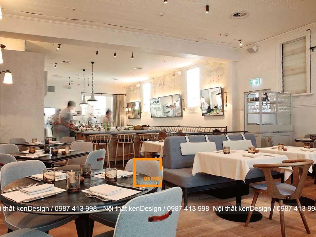can chuan bi nhung gi khi thiet ke nha hang tai binh duong 3 - Cần chuẩn bị những gì khi thiết kế nhà hàng tại Bình Dương?