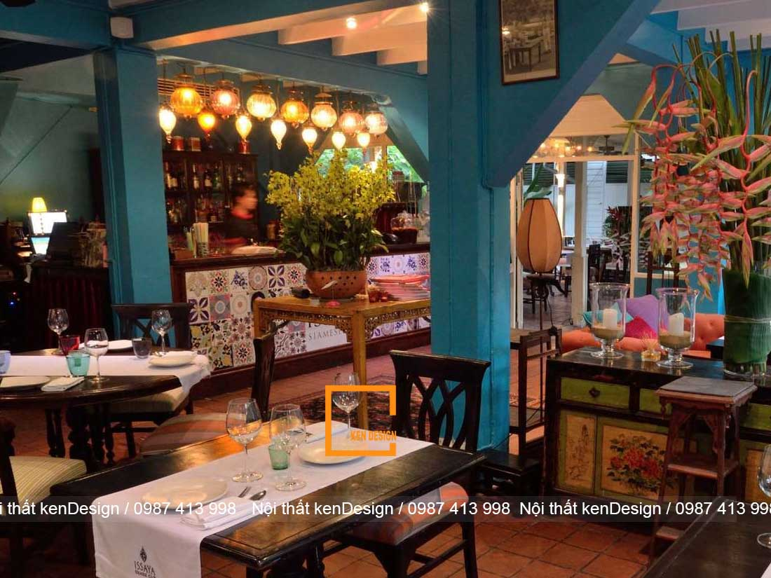 can chuan bi nhung gi khi thiet ke nha hang tai binh duong 4 - Cần chuẩn bị những gì khi thiết kế nhà hàng tại Bình Dương?