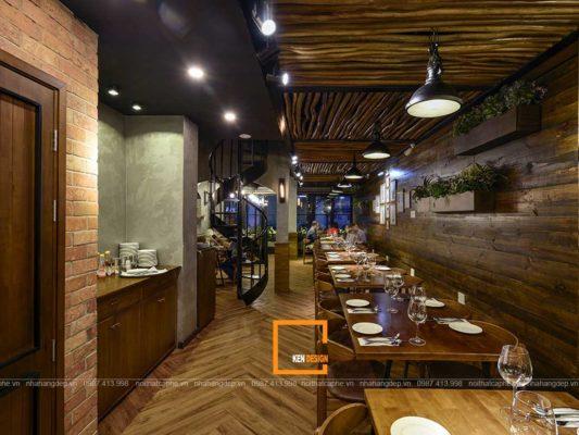 chi phi thiet ke thi cong nha hang dep tai thanh pho ho chi minh 1 533x400 - Chi phí thiết kế thi công nhà hàng đẹp tại thành phố Hồ Chí Minh