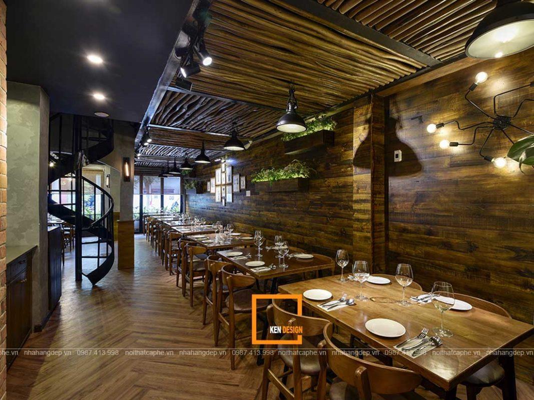 chi phi thiet ke thi cong nha hang dep tai thanh pho ho chi minh 2 - Chi phí thiết kế thi công nhà hàng đẹp tại thành phố Hồ Chí Minh
