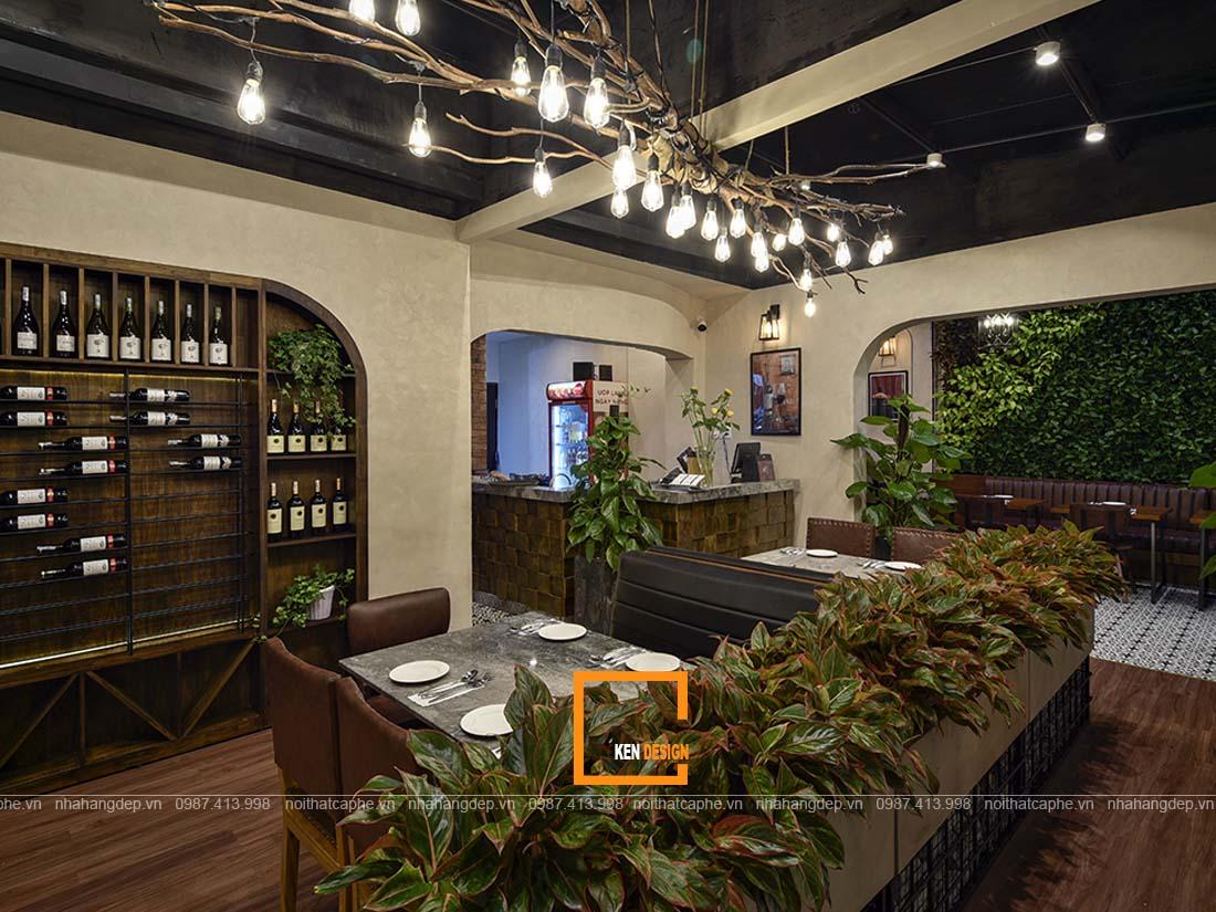 chi phi thiet ke thi cong nha hang dep tai thanh pho ho chi minh 4 - Chi phí thiết kế thi công nhà hàng đẹp tại thành phố Hồ Chí Minh