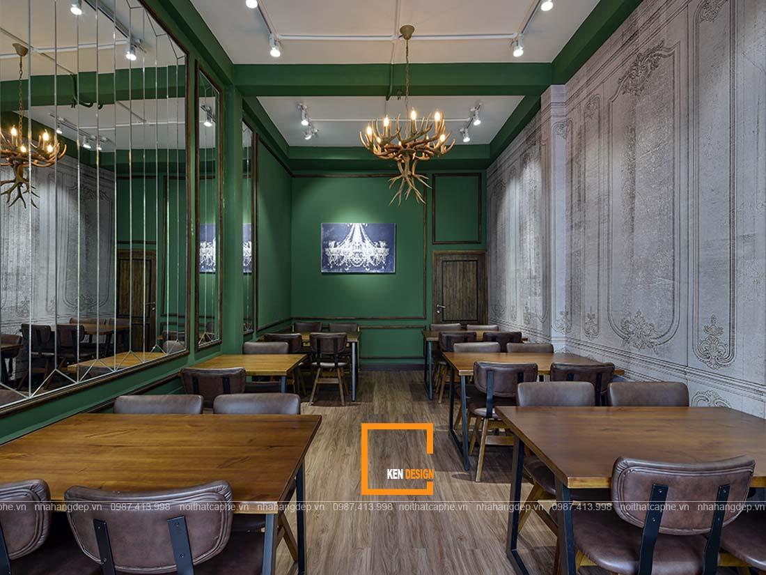 chi phi thiet ke thi cong nha hang dep tai thanh pho ho chi minh 5 - Chi phí thiết kế thi công nhà hàng đẹp tại thành phố Hồ Chí Minh