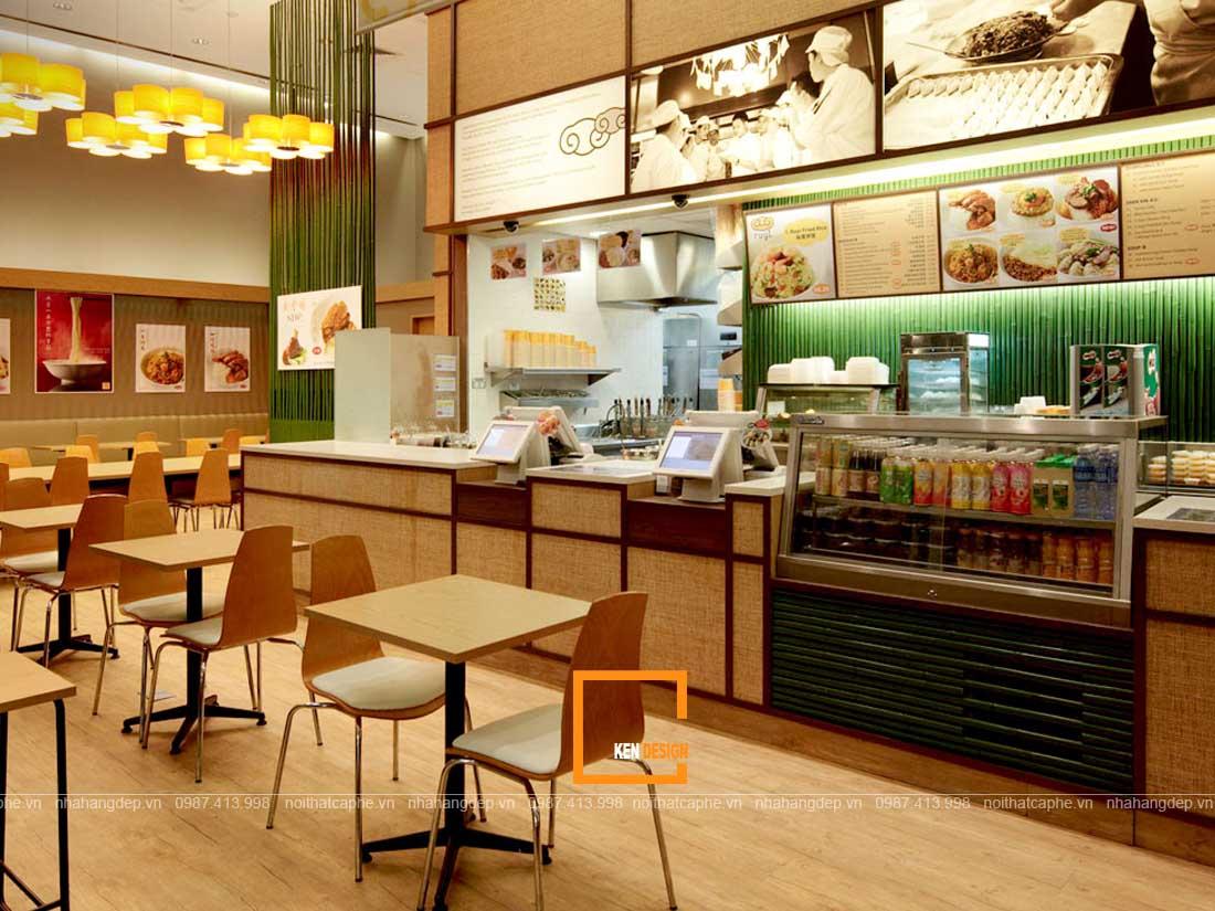 co nen thiet ke nha hang re cho viec kinh doanh 3 - Có nên thiết kế nhà hàng rẻ cho việc kinh doanh?