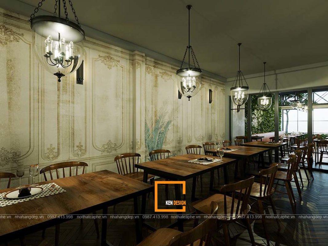 diem danh mot so xu huong thiet ke noi that nha hang noi bat 3 1067x800 - Điểm danh một số xu hướng thiết kế nội thất nhà hàng nổi bật