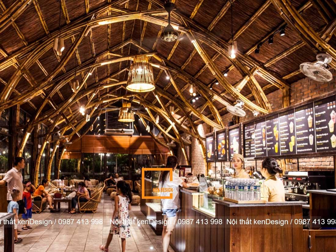 goi y phong cach thi cong nha hang bang tre phu hop nhat 4 - Gợi ý phong cách thi công nhà hàng bằng tre phù hợp nhất