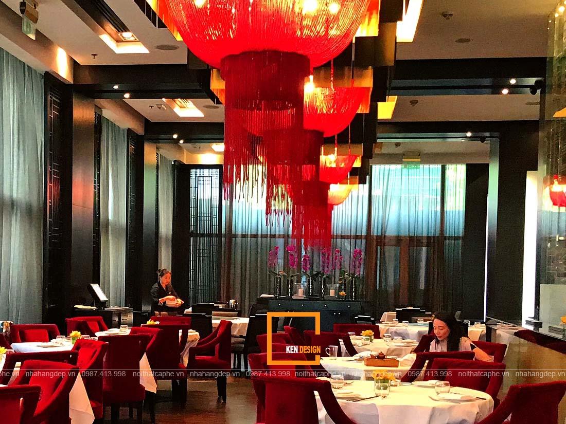 goi y thiet ke nha hang trung hoa voi khong gian dep 2 - Gợi ý thiết kế nhà hàng Trung Hoa với không gian đẹp