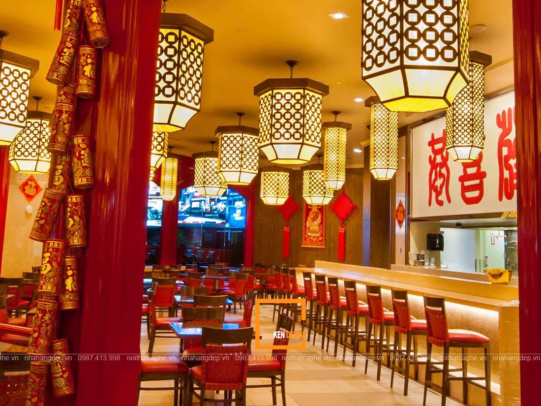 goi y thiet ke nha hang trung hoa voi khong gian dep 4 - Gợi ý thiết kế nhà hàng Trung Hoa với không gian đẹp