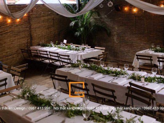 huong dan thiet ke nha hang tiec cuoi chuan gu khach hang 3 533x400 - Hướng dẫn thiết kế nhà hàng tiệc cưới chuẩn gu khách hàng