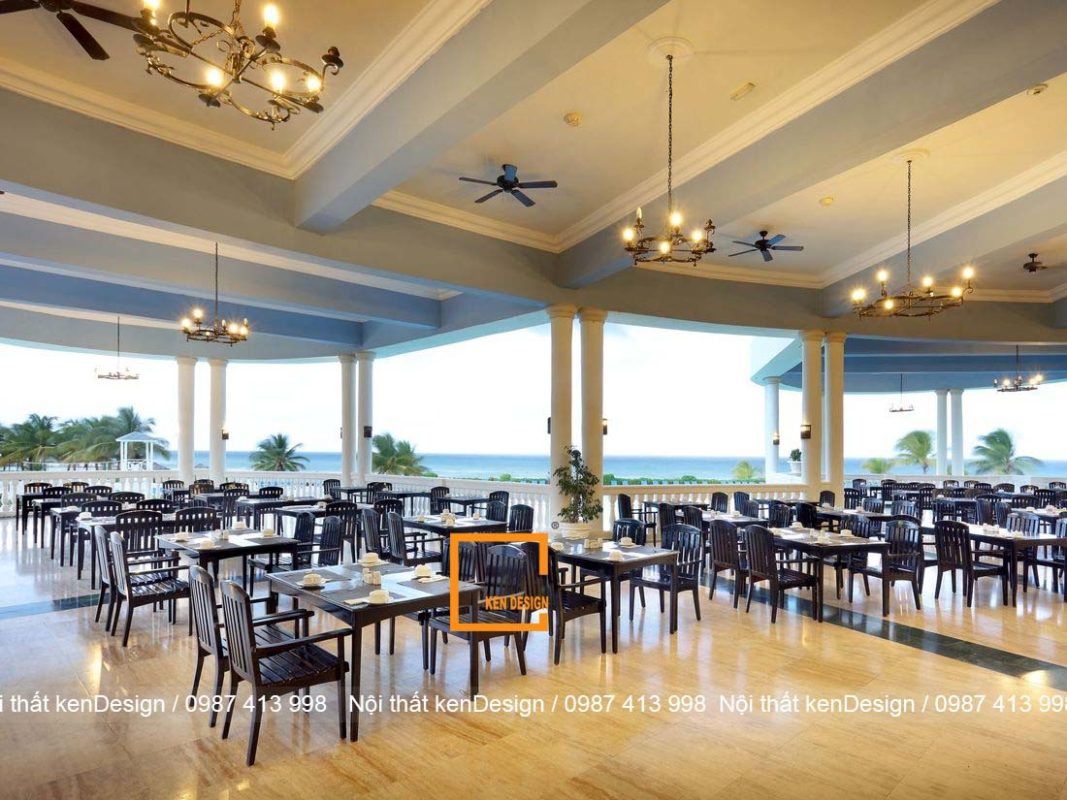 huong dan thiet ke noi that nha hang theo tung khu vuc 1 1067x800 - Hướng dẫn thiết kế nội thất nhà hàng theo từng khu vực