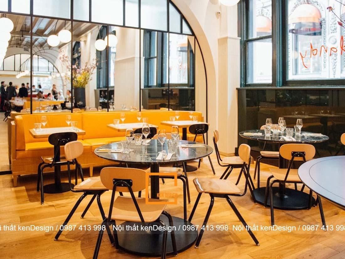 huong dan thiet ke noi that nha hang theo tung khu vuc 2 - Hướng dẫn thiết kế nội thất nhà hàng theo từng khu vực