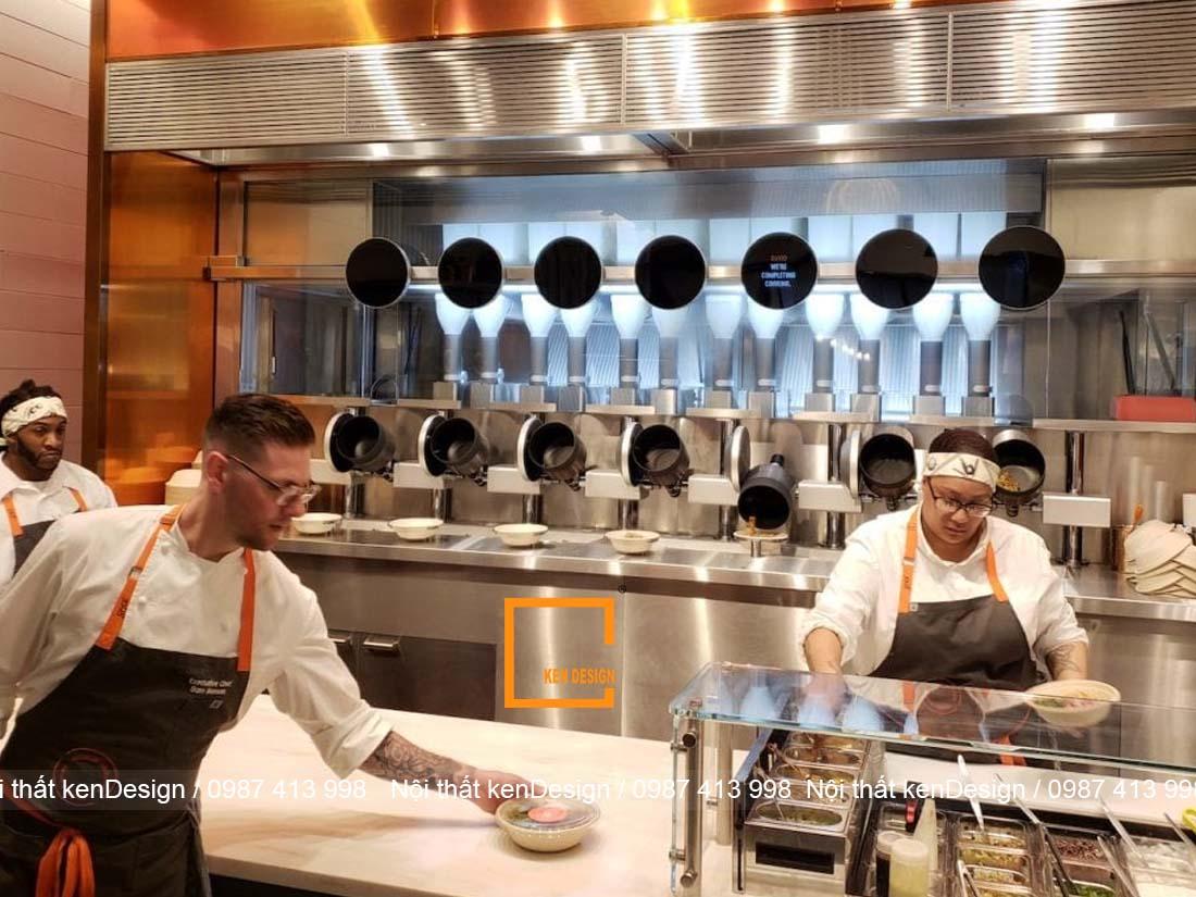 huong dan thiet ke noi that nha hang theo tung khu vuc 3 - Hướng dẫn thiết kế nội thất nhà hàng theo từng khu vực