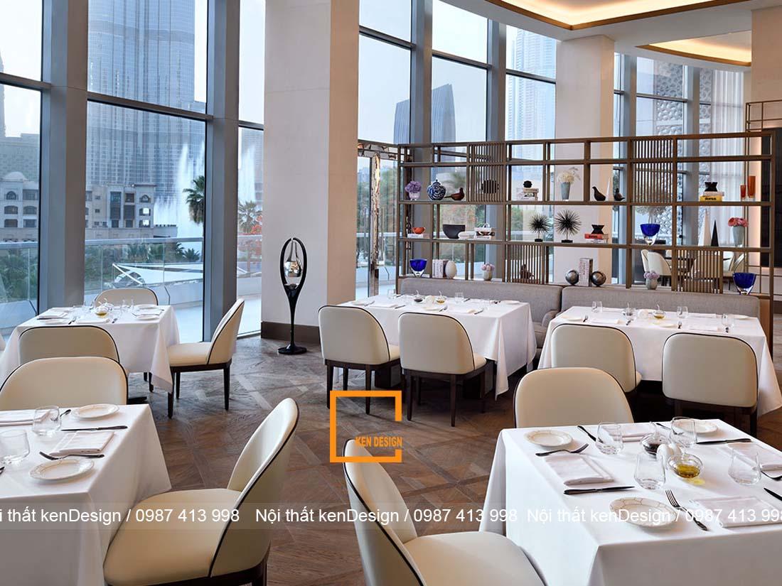 kinh nghiem thiet ke nha hang theo mat bang tang lau can nho 2 - Kinh nghiệm thiết kế nhà hàng theo mặt bằng tầng lầu cần nhớ