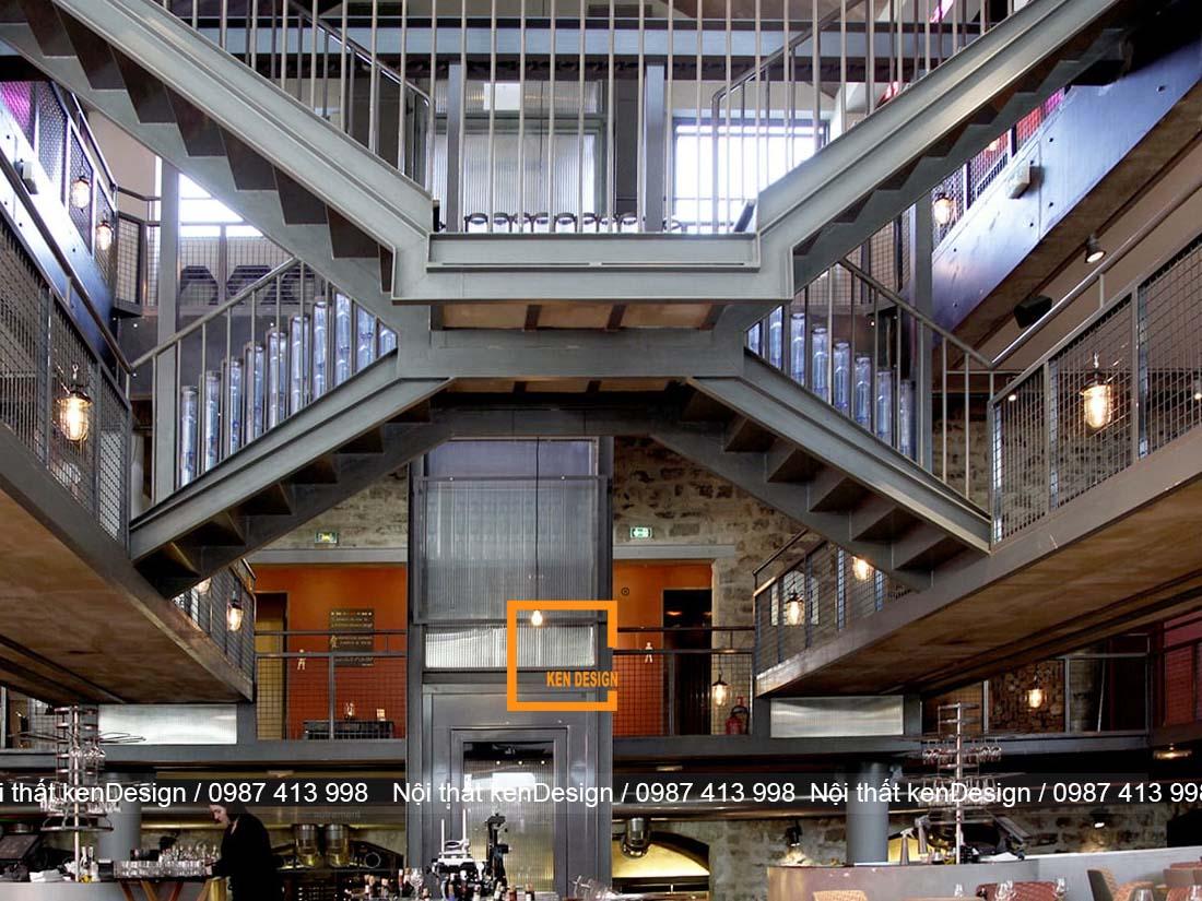 kinh nghiem thiet ke nha hang theo mat bang tang lau can nho 3 - Kinh nghiệm thiết kế nhà hàng theo mặt bằng tầng lầu cần nhớ