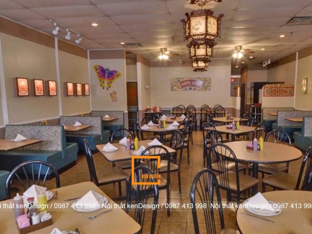 mang net a dong vao trong thiet ke nha hang trung quoc 1 1067x800 - Mang nét Á Đông vào trong thiết kế nhà hàng Trung Quốc
