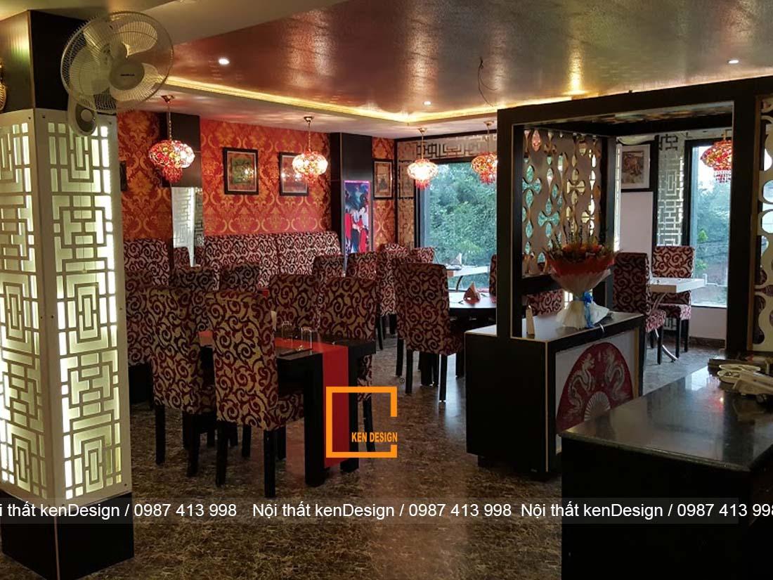 mang net a dong vao trong thiet ke nha hang trung quoc 2 - Mang nét Á Đông vào trong thiết kế nhà hàng Trung Quốc