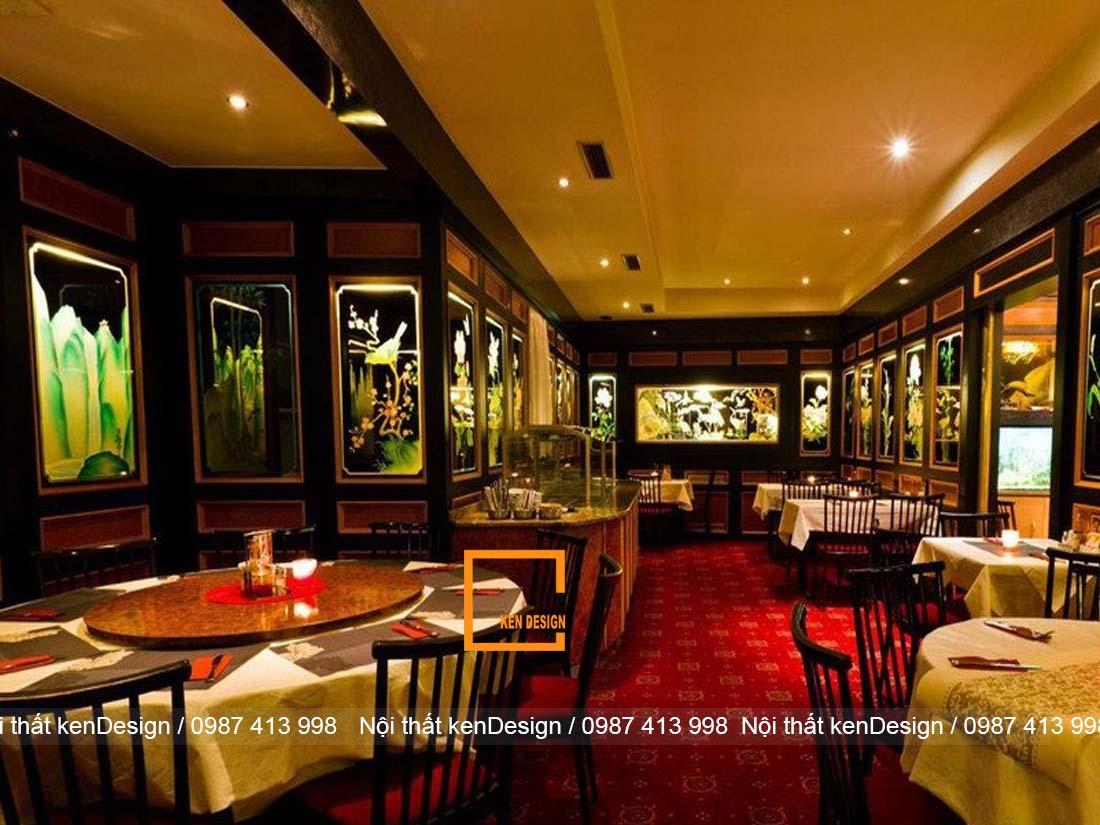 mang net a dong vao trong thiet ke nha hang trung quoc 3 - Mang nét Á Đông vào trong thiết kế nhà hàng Trung Quốc