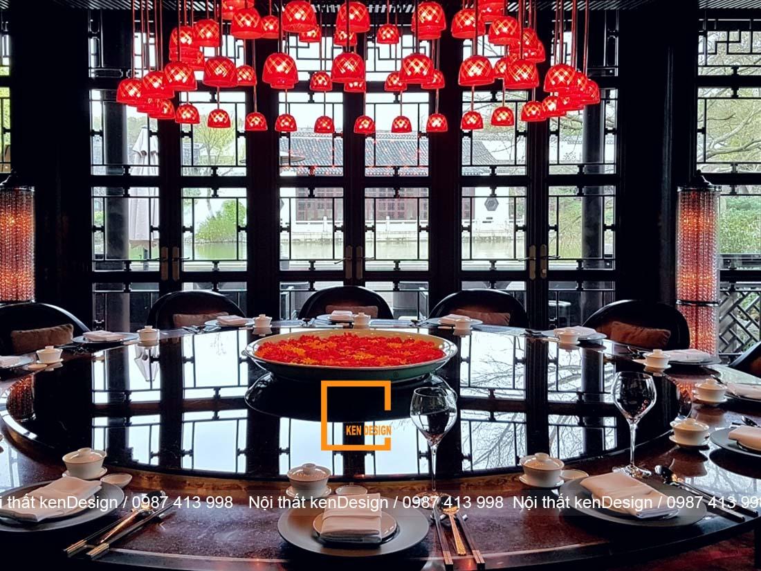 mang net a dong vao trong thiet ke nha hang trung quoc 4 - Mang nét Á Đông vào trong thiết kế nhà hàng Trung Quốc