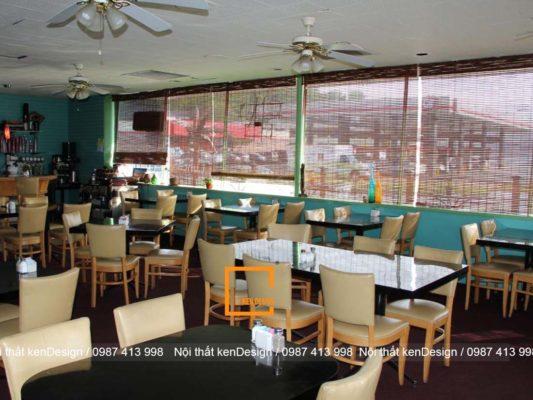 mot so mau ban ghe nha hang cho khong gian dep noi bat 2 533x400 - Một số mẫu bàn ghế nhà hàng cho không gian đẹp, nổi bật