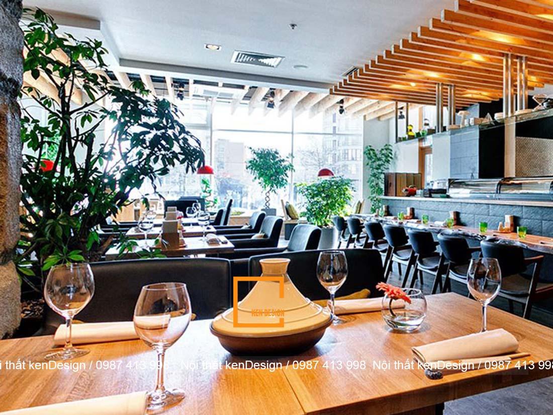 nam trong tay bi quyet thiet ke nha hang cao cap chuan dep 4 - Nắm trong tay bí quyết thiết kế nhà hàng cao cấp chuẩn đẹp
