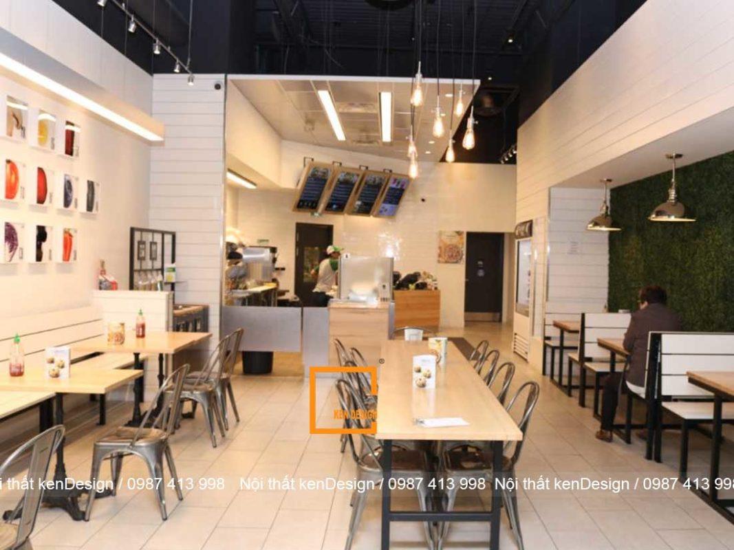 nguyen ly thi cong nha hang han che dien tich 4 1067x800 - Nguyên lý thi công nhà hàng hạn chế diện tích