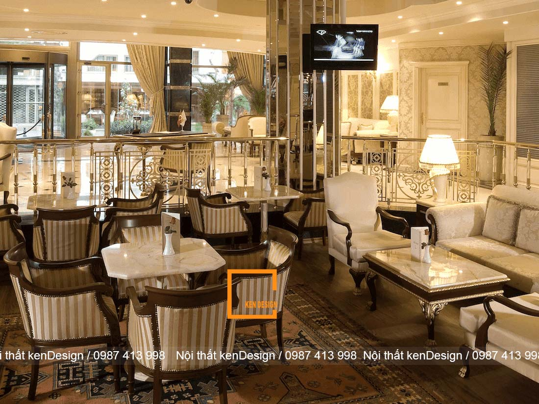 nhung goi y cho mot thiet ke nha hang cao cap 1 - Những gợi ý cho một thiết kế nhà hàng cao cấp