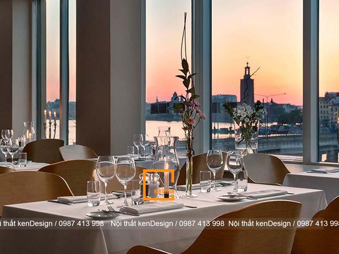 nhung goi y cho mot thiet ke nha hang cao cap 3 - Những gợi ý cho một thiết kế nhà hàng cao cấp