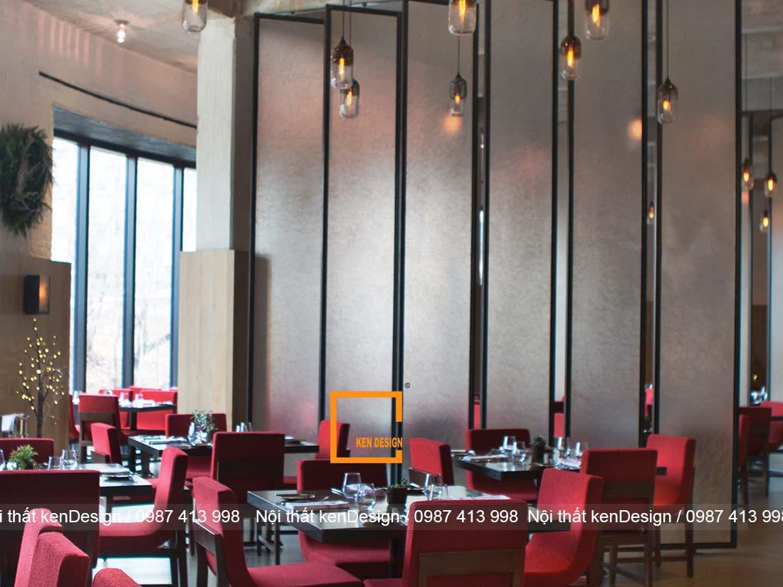 nhung ly do ban khong co duoc mot thiet ke nha hang dep 4 - Những lý do bạn không có được một thiết kế nhà hàng đẹp