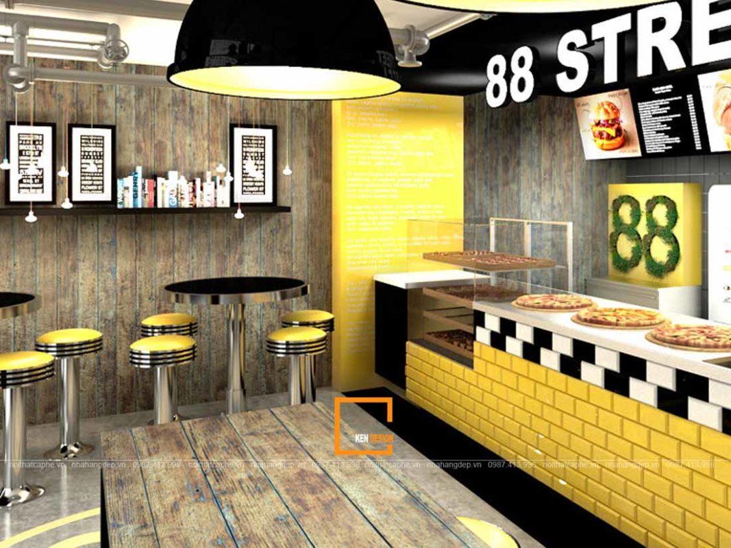 phong cach nao cho y tuong thiet ke nha hang gia re 3 1067x800 - Phong cách nào cho ý tưởng thiết kế nhà hàng giá rẻ