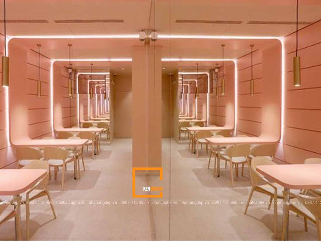 phuong phap thiet ke nha hang nho hien dai 2 - Tip thiết kế nhà hàng nhỏ hiện đại