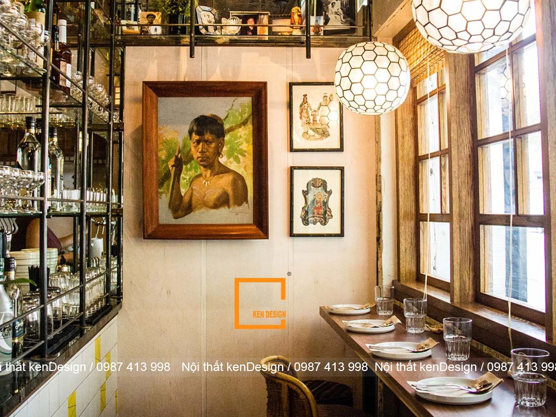 sai lam pho bien khi thiet ke nha hang tai nghe an 2 - Sai lầm phổ biến khi thiết kế nhà hàng tại Nghệ An
