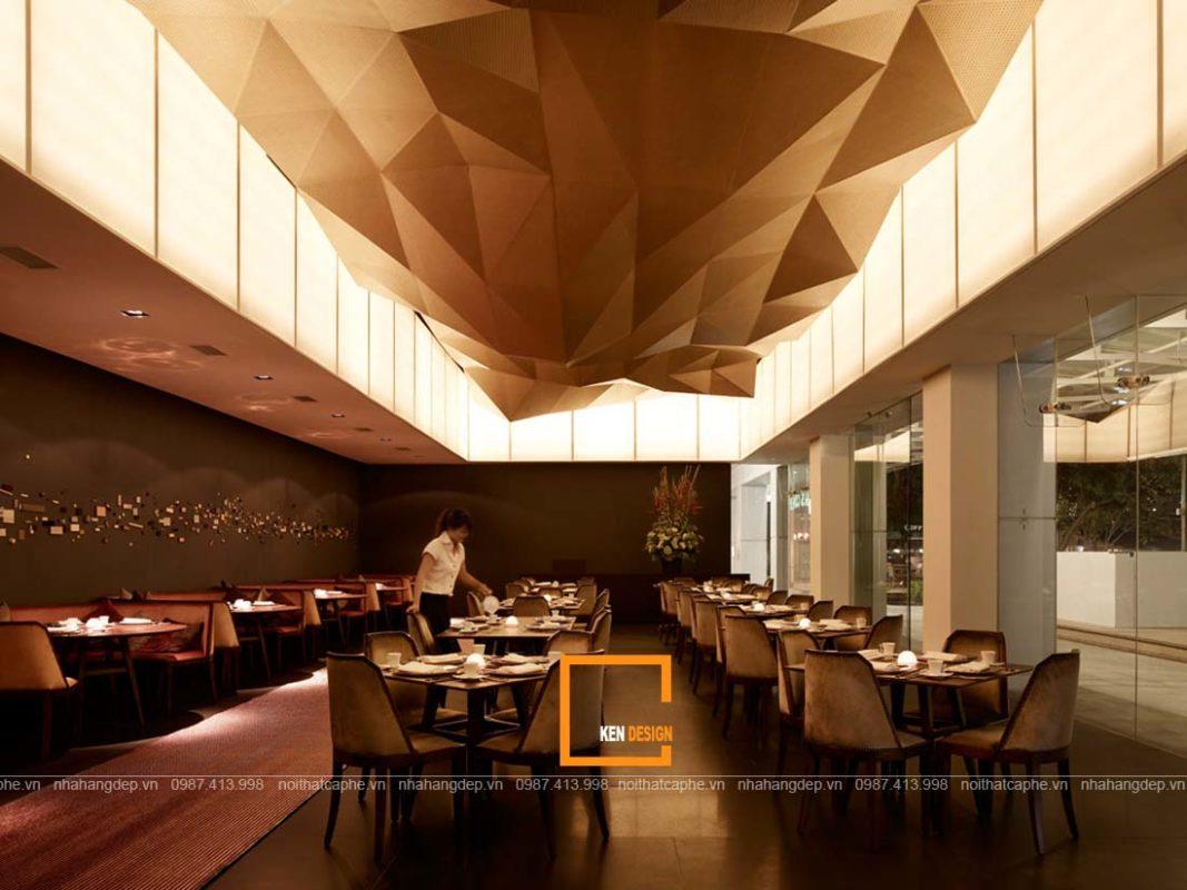 su dung mau sac nhu the nao cho thiet ke nha hang noi bat 2 1067x800 - Sử dụng màu sắc như thế nào cho thiết kế nhà hàng nổi bật