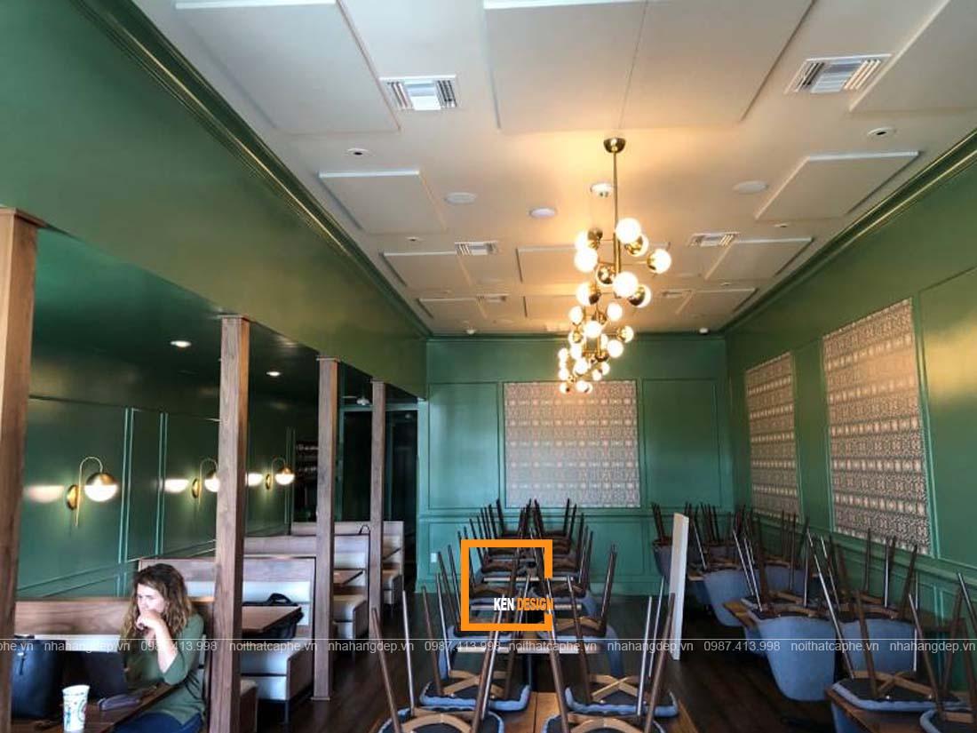 su dung mau sac nhu the nao cho thiet ke nha hang noi bat 4 - Sử dụng màu sắc như thế nào cho thiết kế nhà hàng nổi bật