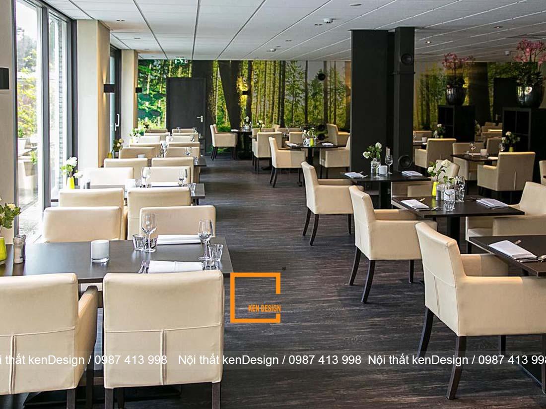 tham khao mot so phong cach thiet ke nha hang tai khach san 1 - Tham khảo một số phong cách thiết kế nhà hàng tại khách sạn