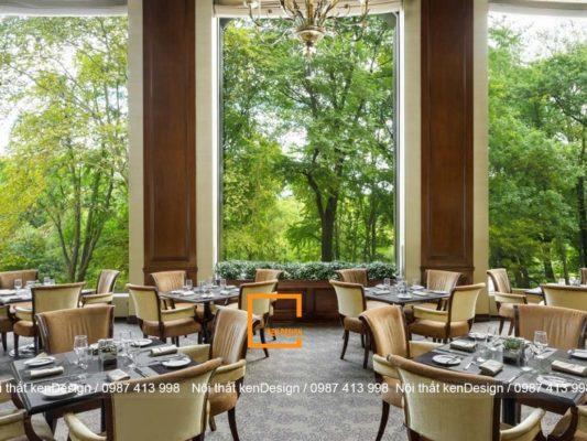 tham khao mot so phong cach thiet ke nha hang tai khach san 2 533x400 - Tham khảo một số phong cách thiết kế nhà hàng tại khách sạn
