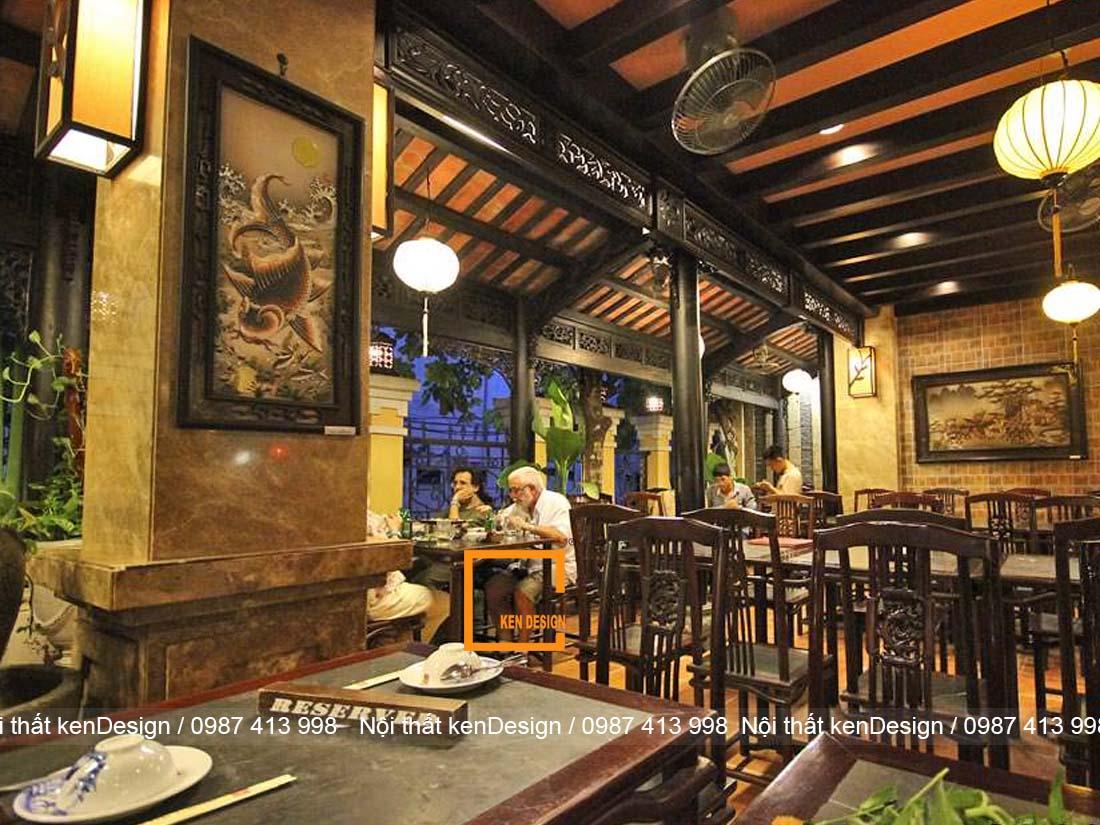 tham khao mot so phong cach thiet ke nha hang tai khach san 4 - Tham khảo một số phong cách thiết kế nhà hàng tại khách sạn