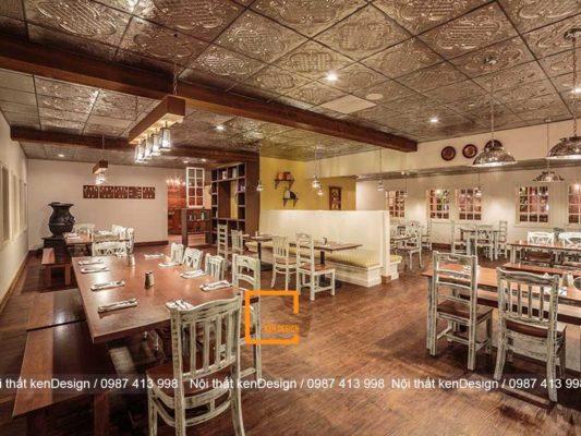 thiet ke kien truc nha hang hien dai can dam bao dieu gi 3 533x400 - Thiết kế kiến trúc nhà hàng hiện đại cần đảm bảo điều gì?