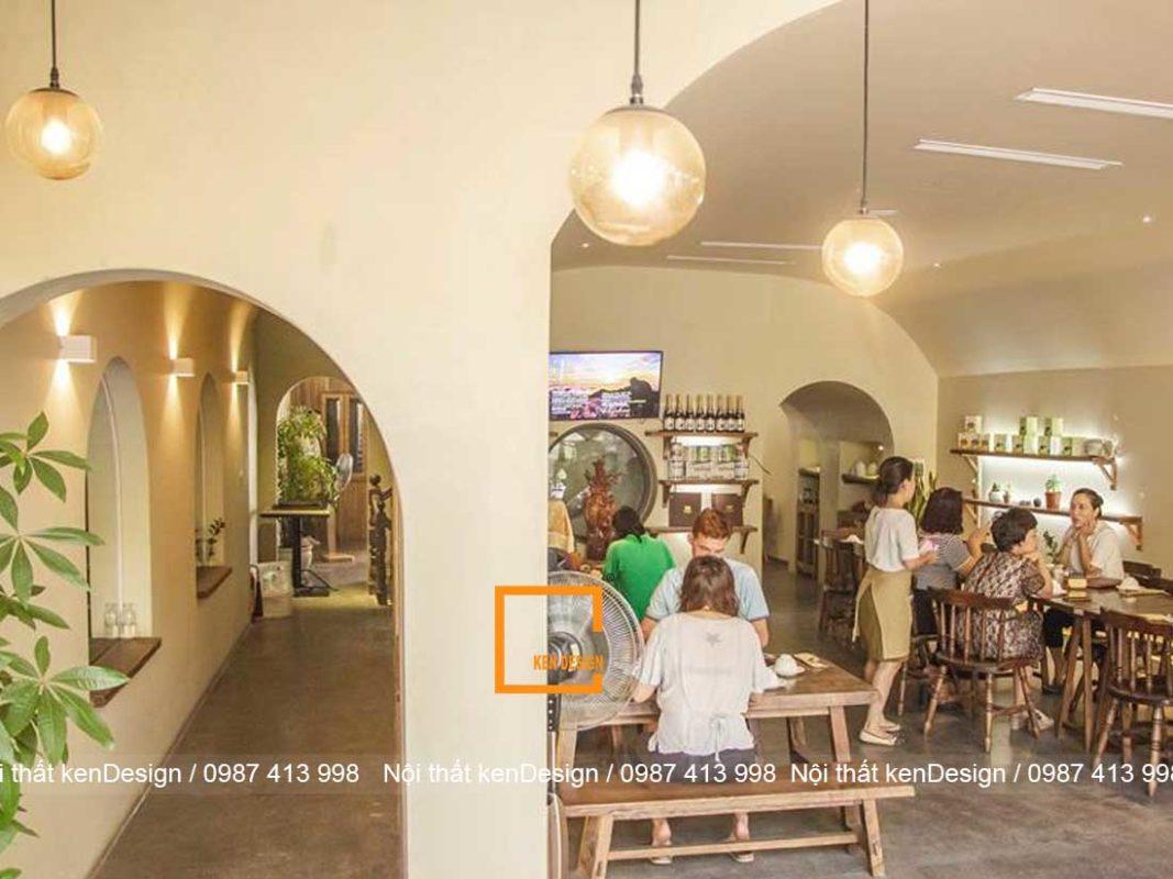 thiet ke nha hang chay voi khong gian xanh dep bi quyet la 3 1067x800 - Thiết kế nhà hàng chay với không gian xanh đẹp, bí quyết là