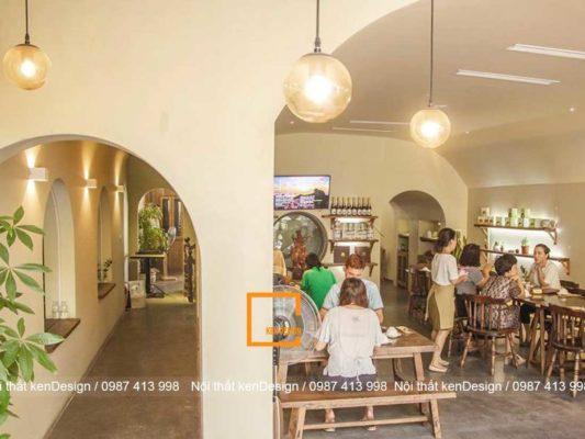 thiet ke nha hang chay voi khong gian xanh dep bi quyet la 3 533x400 - Thiết kế nhà hàng chay với không gian xanh đẹp, bí quyết là