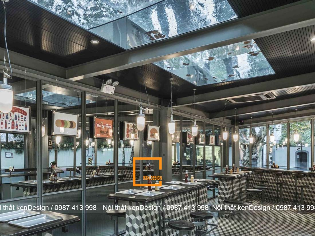 thiet ke nha hang gia re hon voi nhung phong cach thiet ke sau 2 - Thiết kế nhà hàng giá rẻ hơn với những phong cách thiết kế sau