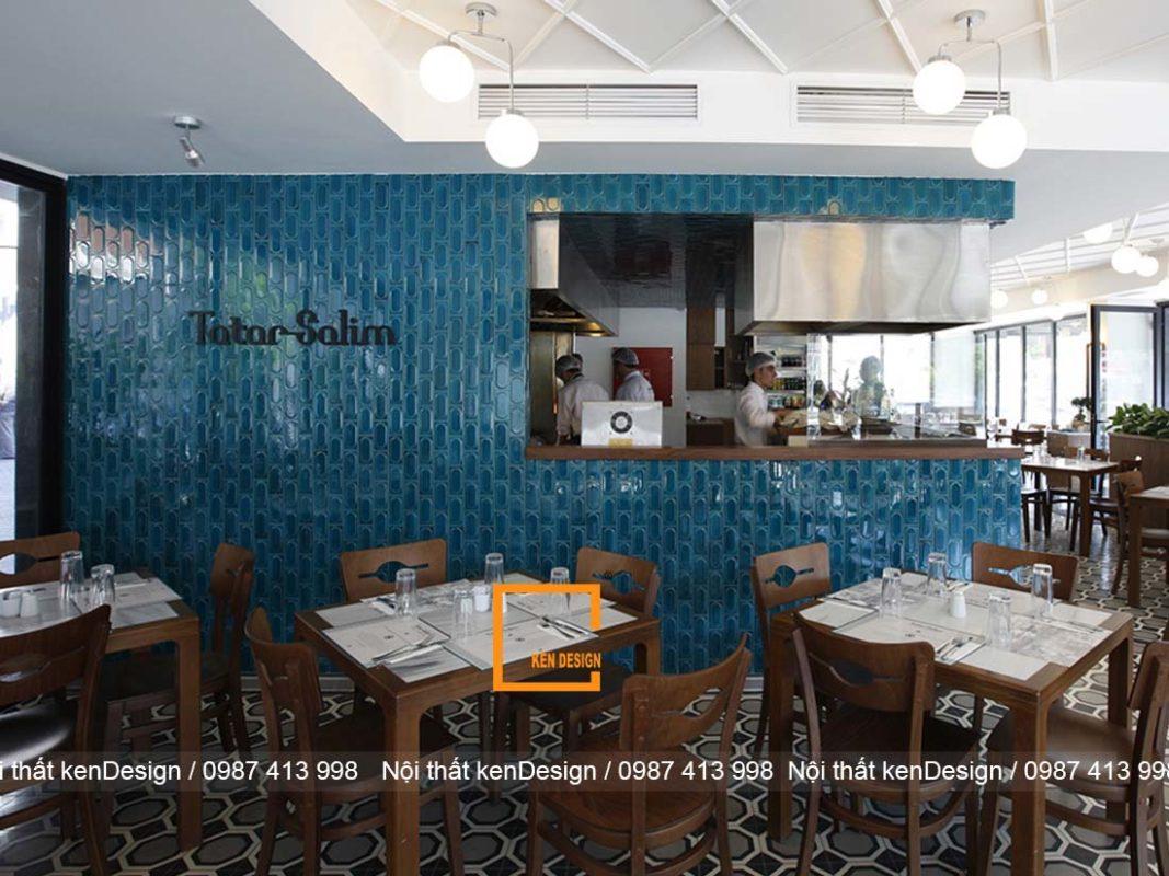 thiet ke nha hang gia re hon voi nhung phong cach thiet ke sau 4 1067x800 - Thiết kế nhà hàng giá rẻ hơn với những phong cách thiết kế sau
