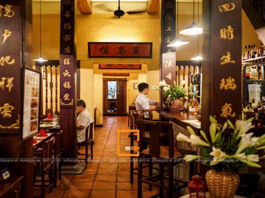 thiet ke nha hang han quoc nhung nguyen tac can biet 1 1 533x400 - Tiêu chuẩn cho một nhà hàng bún đậu