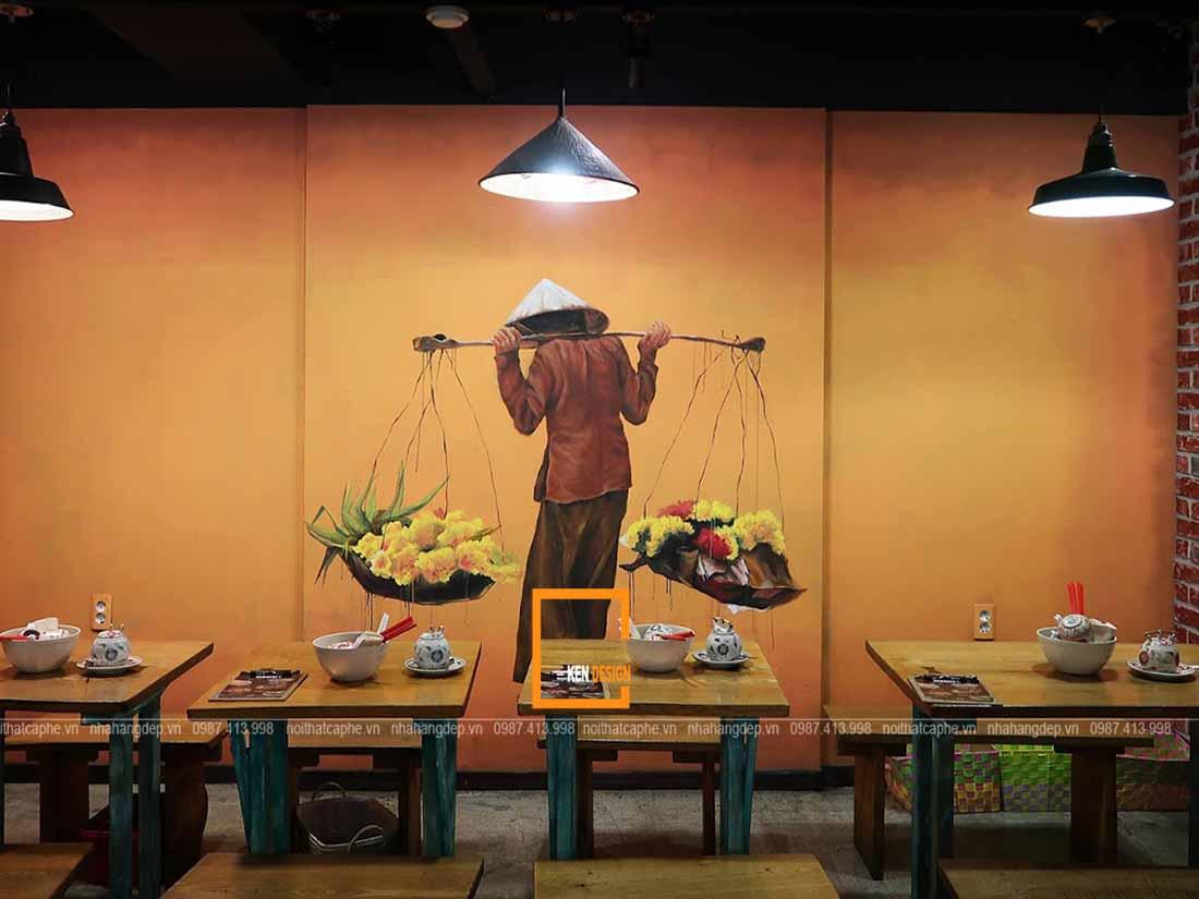thiet ke nha hang han quoc nhung nguyen tac can biet 3 1 - Tiêu chuẩn cho một nhà hàng bún đậu